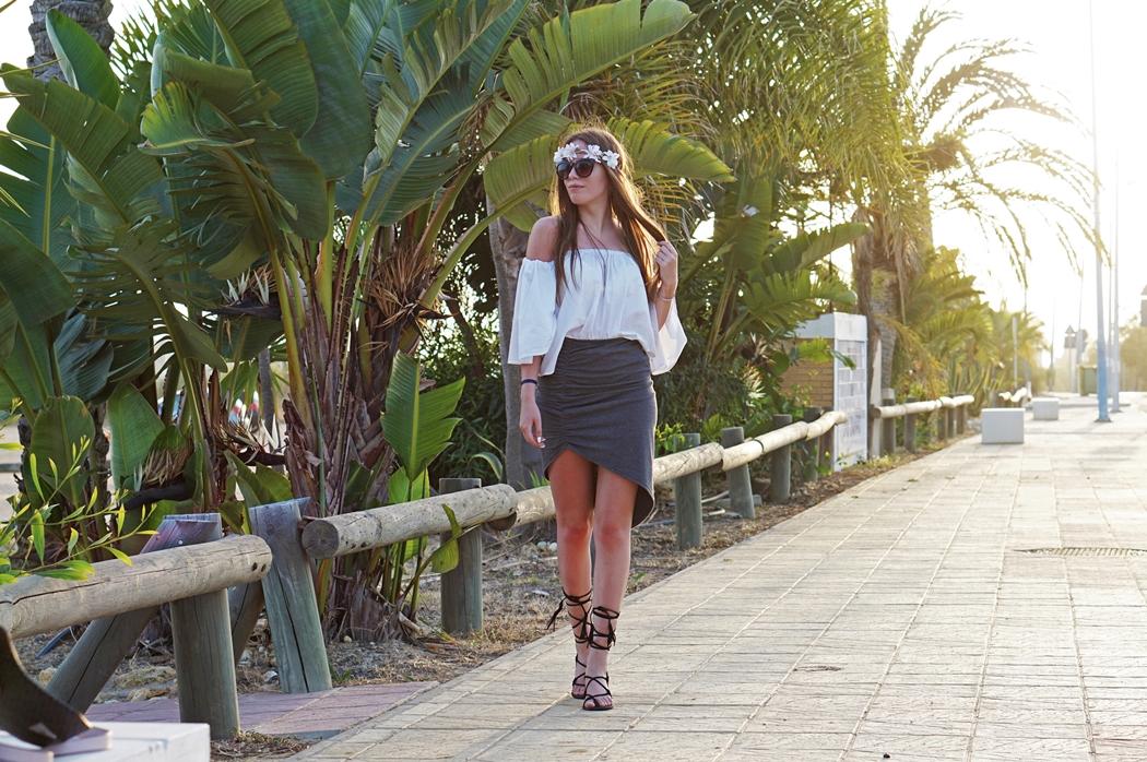 HELLO SUMMER! Costa De La Luz | Bluzka hiszpanka
