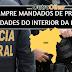 PF CUMPRE MANDADOS DE PRISÃO EM ITABUNA, ILHÉUS, SAJ E 8 CIDADES DO SUL E BAIXO SUL