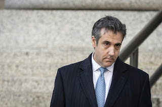 US govt seeks 'substantial' jail term for ex-Trump lawyer Cohen