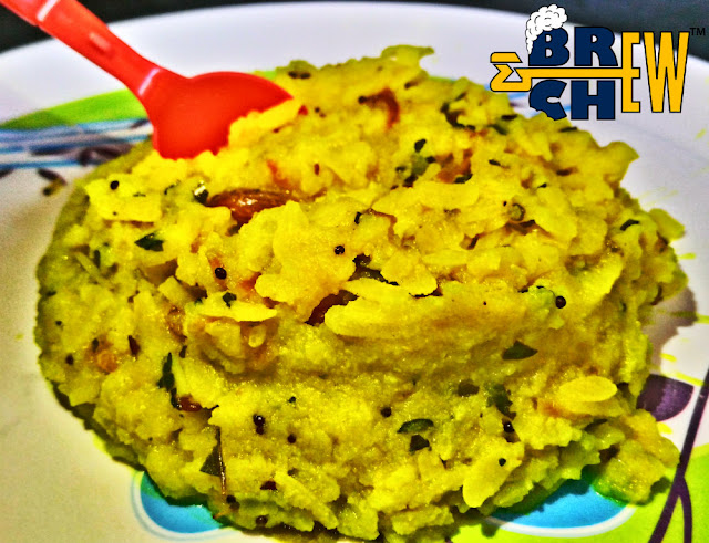 MTR - Breakfast In A Cup Review | Cooked Poha