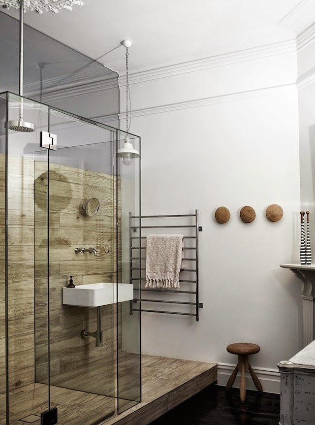 Casas con encanto decoraci n en blanco y negro - Casas decoradas con encanto ...