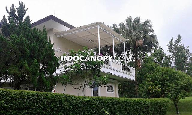 membran awning rumah