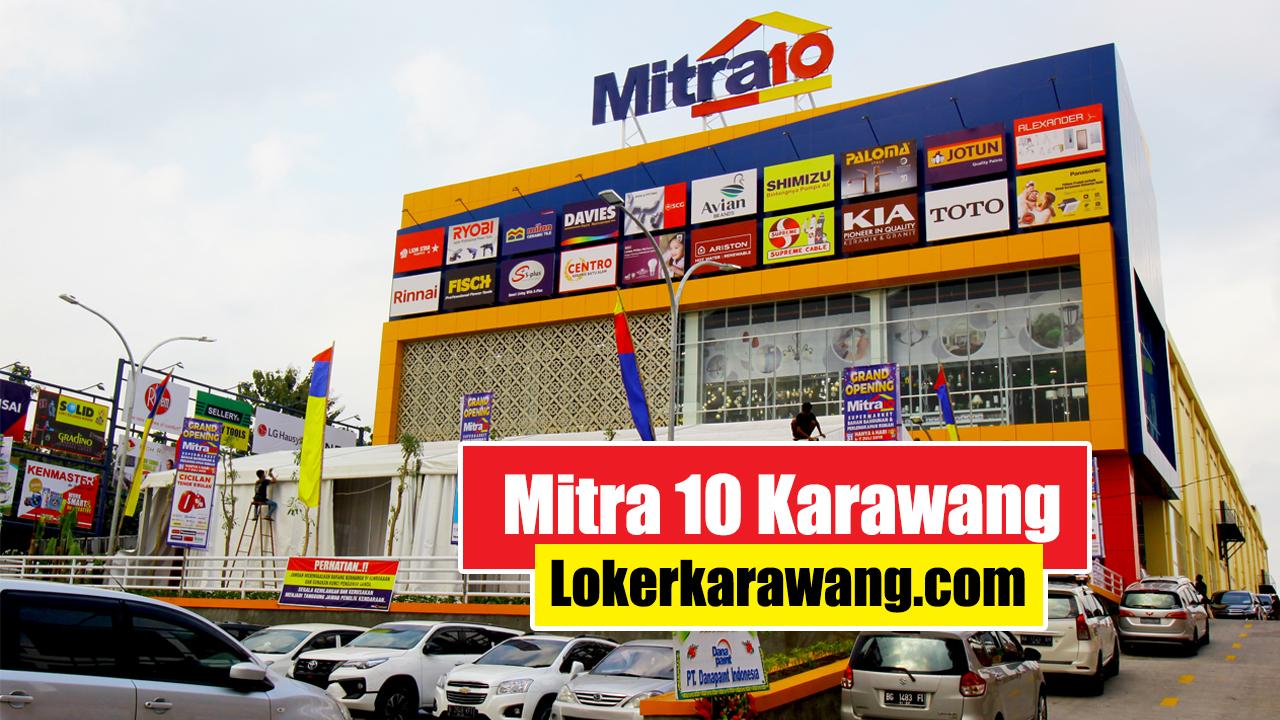 Mitra 10 Karawang 2020