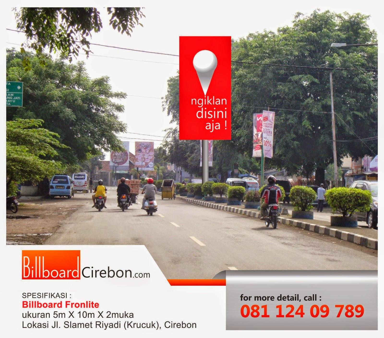 pasang billboard di cirebon