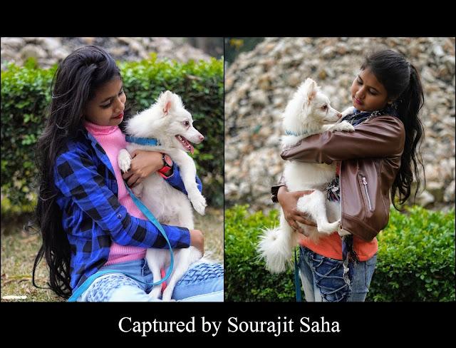 Misti, Disha & Roshan