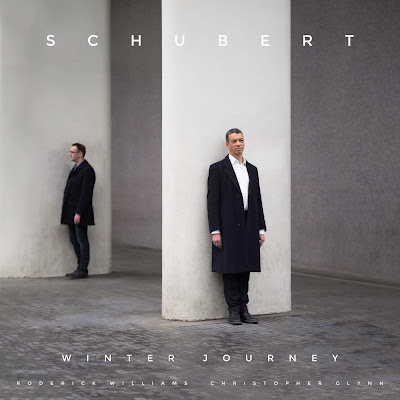 Schubert: Winter Journey - Roderick Williams, Christopher Glynn