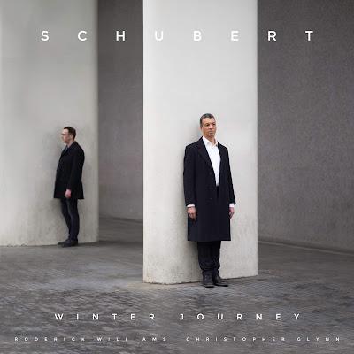 Schubert: Winter Journey - Roderick Williams, Christopher Glynn