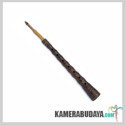 Puput Kayu, Alat Musik Tradisional Dari Jambi