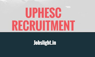 UPHESC Recruitment