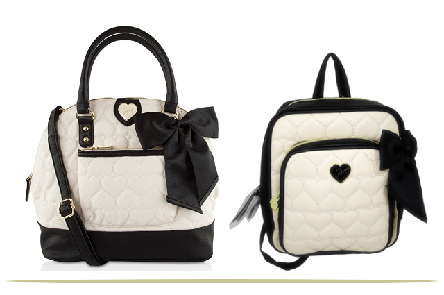 Betsey Johnson Mother-Daughter Matchng Handbags  |  9 Cool Things