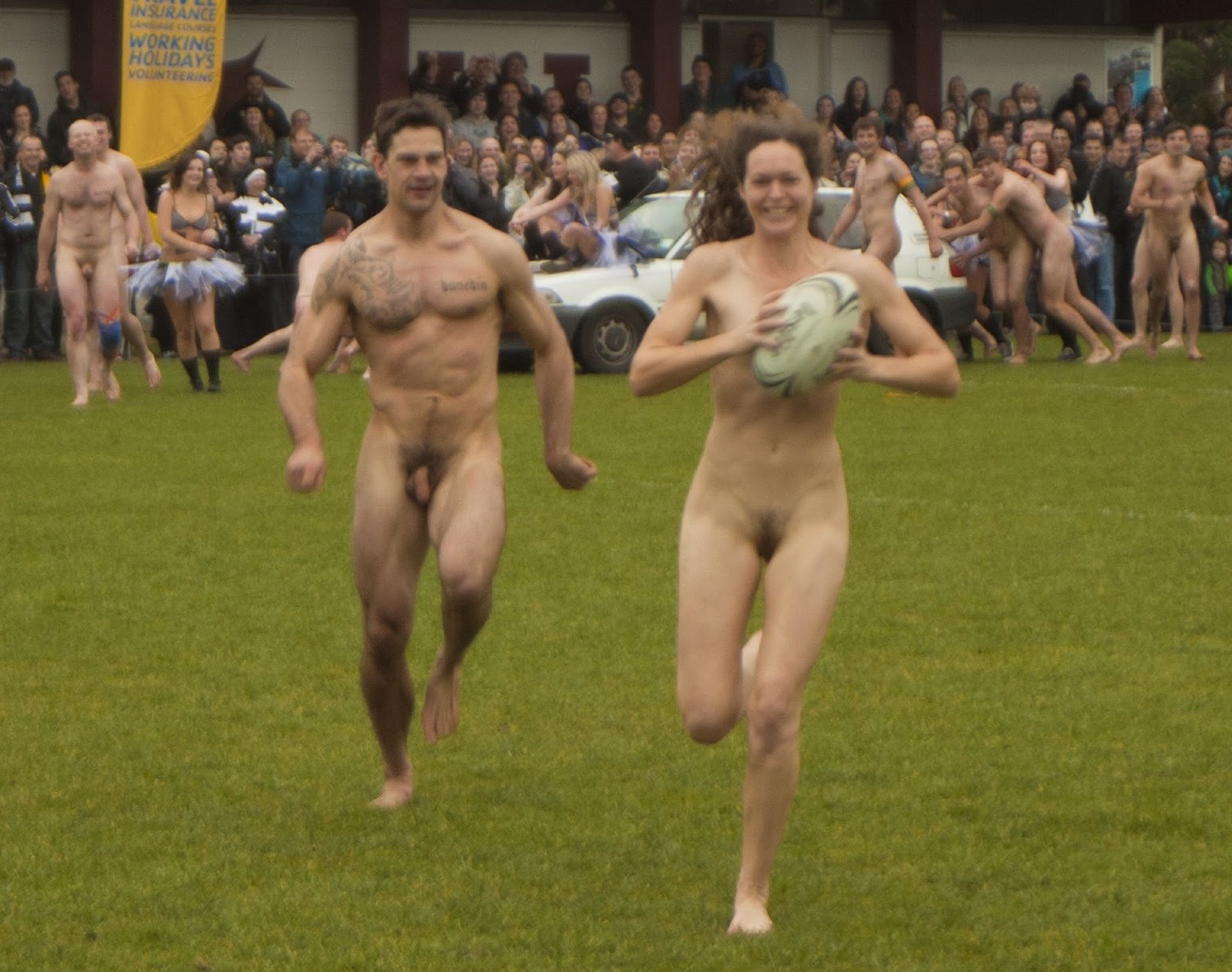New Zealand Sexy Video