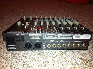 Cara service mixer audio Mati total
