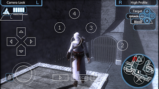 Assassin's Creed: Bloodlines PSP ISO/CSO High Compressed And Full Version - Free Download Android PPSSPP Game
