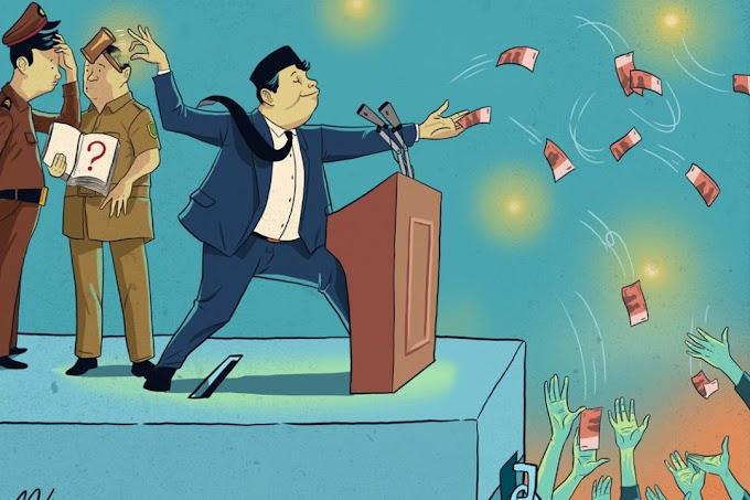 Politik Uang: Langkah Taktis Politik Pragmatis & Suatu Penyakit Kekanak-kanakan