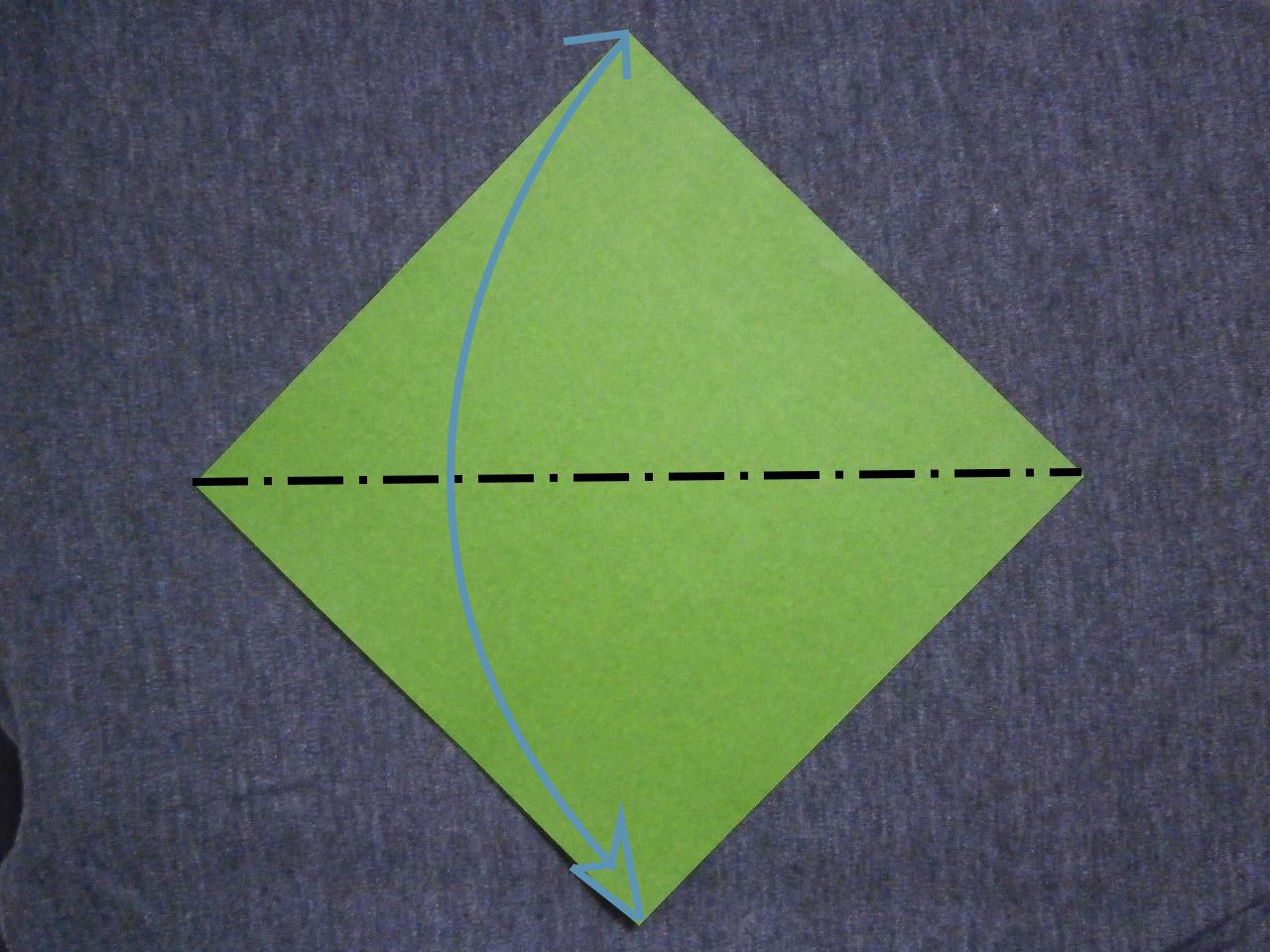 KATAKOTO ORIGAMI: How to fold an origami snake - photo#14