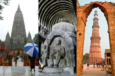 April 18th Observed as World Heritage Day