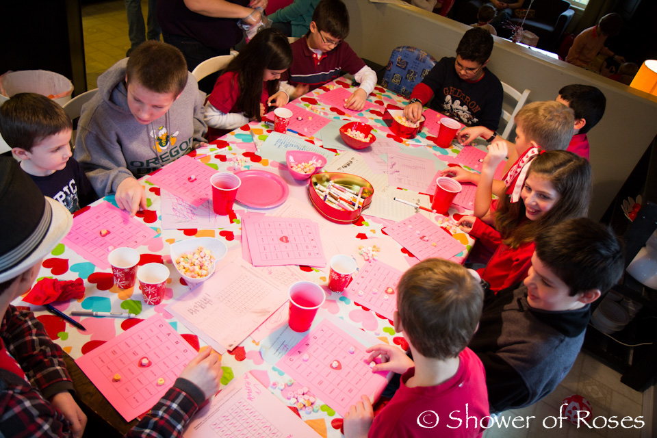 Baby Stroller Exchange Shower Of Roses St Valentine 39;s Day Cards Party