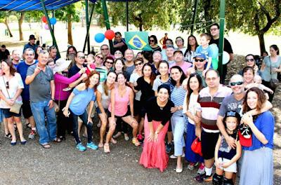 Cidade israelense abriga 220 famílias brasileiras