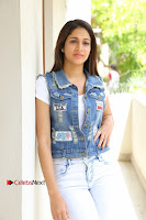 Telugu Actress Lavanya Tripathi Latest Pos in Denim Jeans and Jacket  0041.JPG
