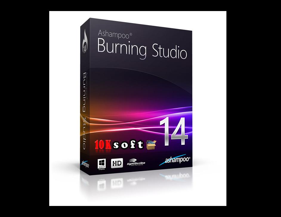 Ashampoo Burning Studio 14 Logo