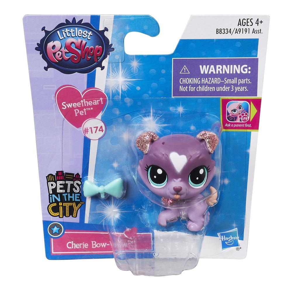 Lps Glitter Gimmicks Pets In The City Lps Merch