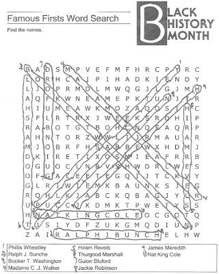 Herron Speaks: Blog 96: Black History Month Quiz Answers