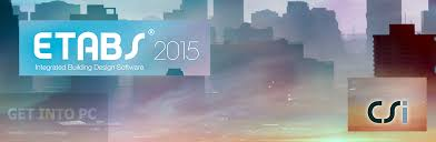 CSI ETABS 2015 Full Torrent İndir - Hızlı - Crack - 32&64 bit - Kurulum Videosu