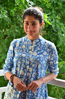 Sai Pallavi looks super cute in plain dress at her interview in Telugu about movie Fidaa ~ Exclusive Celebrities Galleries 006.JPG