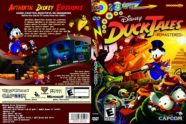 Capa Ducktales Remastered PC