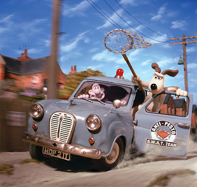 Wallace And Gromit The Curse Of The Were Rabbit 2005 Image 2