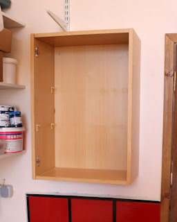 A cupboard for Room 13