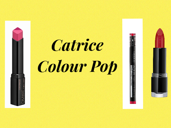 Catrice TREND ALERT – Summer Colour Pop