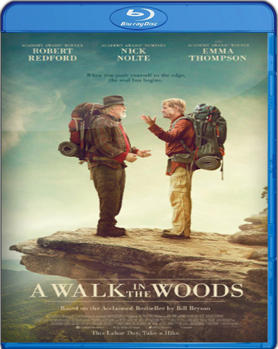 A Walk in the Woods [BD25] [2015] [Latino]