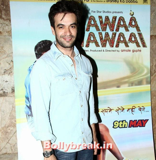 Punit Malhotra, Huma Qureshi & Others at Hawaa Hawaai Special Screening at Lightbox