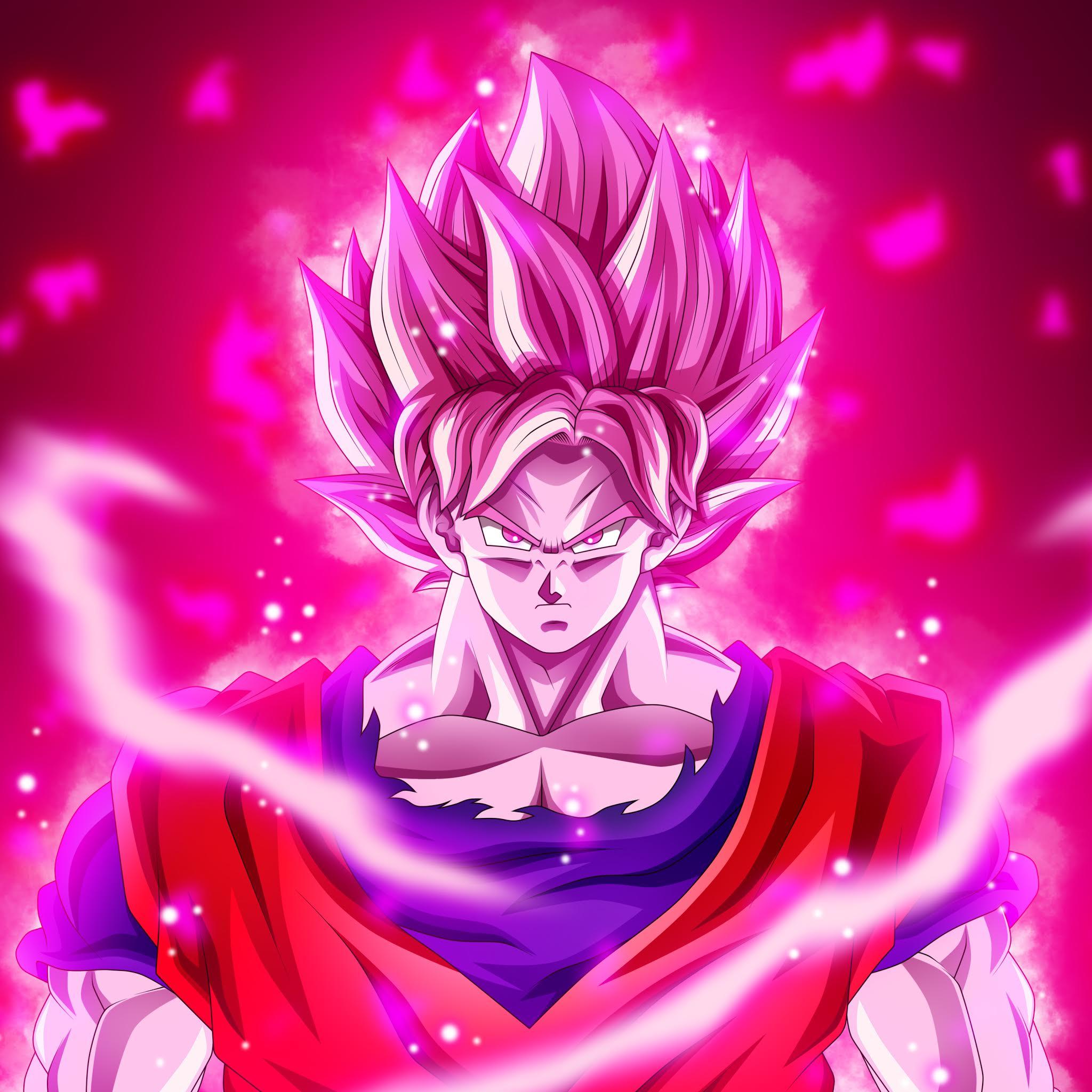 Goku Super Saiyan Blue Kaioken