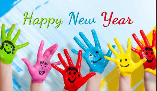 Cute New Year Shayari in Hindi Fonts