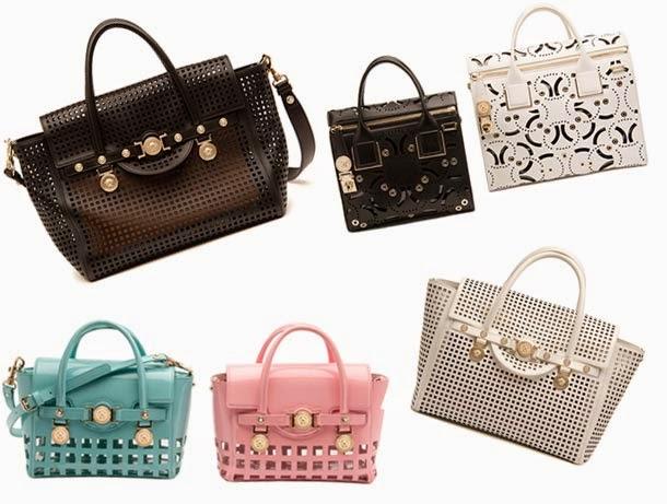 9fcecda181 My Vitrina  MV News  Versace Introduces The New L. Signature Bag