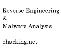 http://www.ehacking.net/2013/12/reverse-engineering-malware-analysis.html