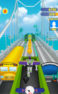 Buzz Subway Lightyear Android Apk