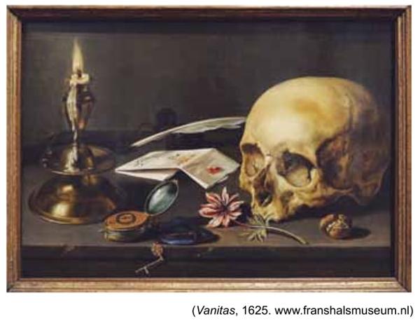 pintura do artista holandês Pieter Claesz