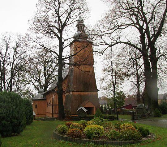 Kościół św. Andrzeja Apostoła w Łukowicy.