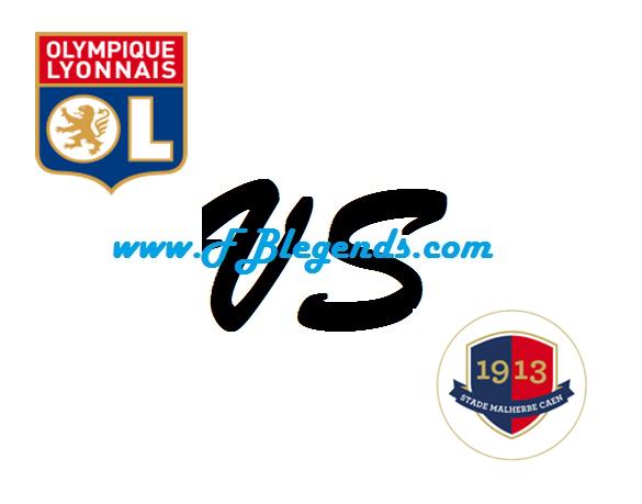 مشاهدة مباراة ليون وكان بث مباشر الدوري الفرنسي بتاريخ 3-12-2017 يلا شوت caen vs olympique lyonnais