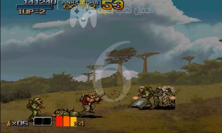 تحميل اجزاء لعبة حرب الخليج للكمبيوتر