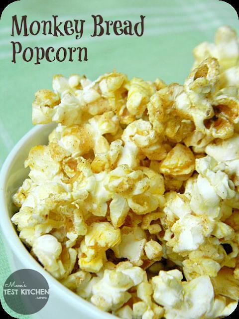 Monkey Bread Popcorn