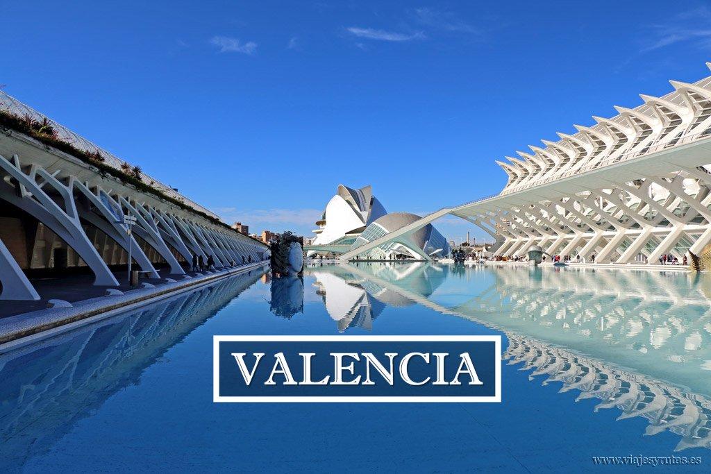 La Ciudad de las Artes y las Ciencias y Museo Fallero, Valencia