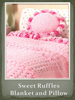 http://www.redheart.com/free-patterns/sweet-ruffles-blanket-pillow