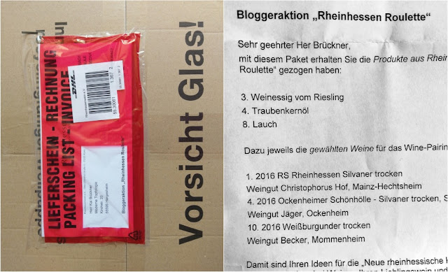 Rheinhessen Roulette Wettbewerb
