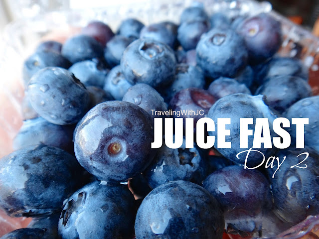 Juicing, Day 2, Juice Fast, Fast