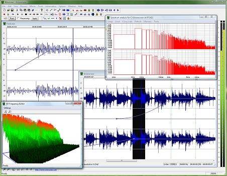 आप के कंप्यूटर के लिए एक बहुत अच्छा ऑडियो एडिटर सॉफ्टवेयर(audio editor software)