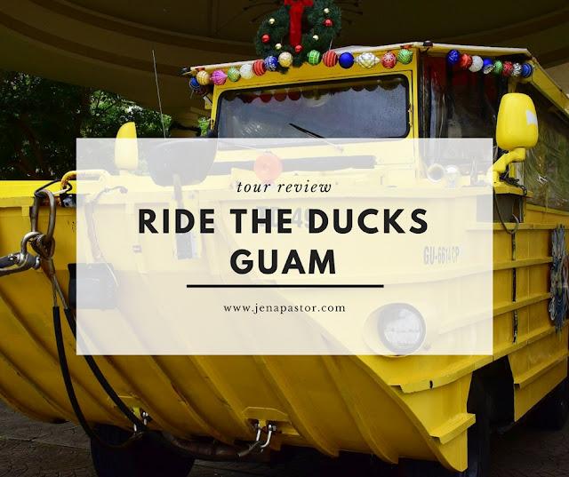 ride the ducks guam tour review